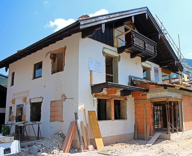 Umbau Sanierung Renovierung